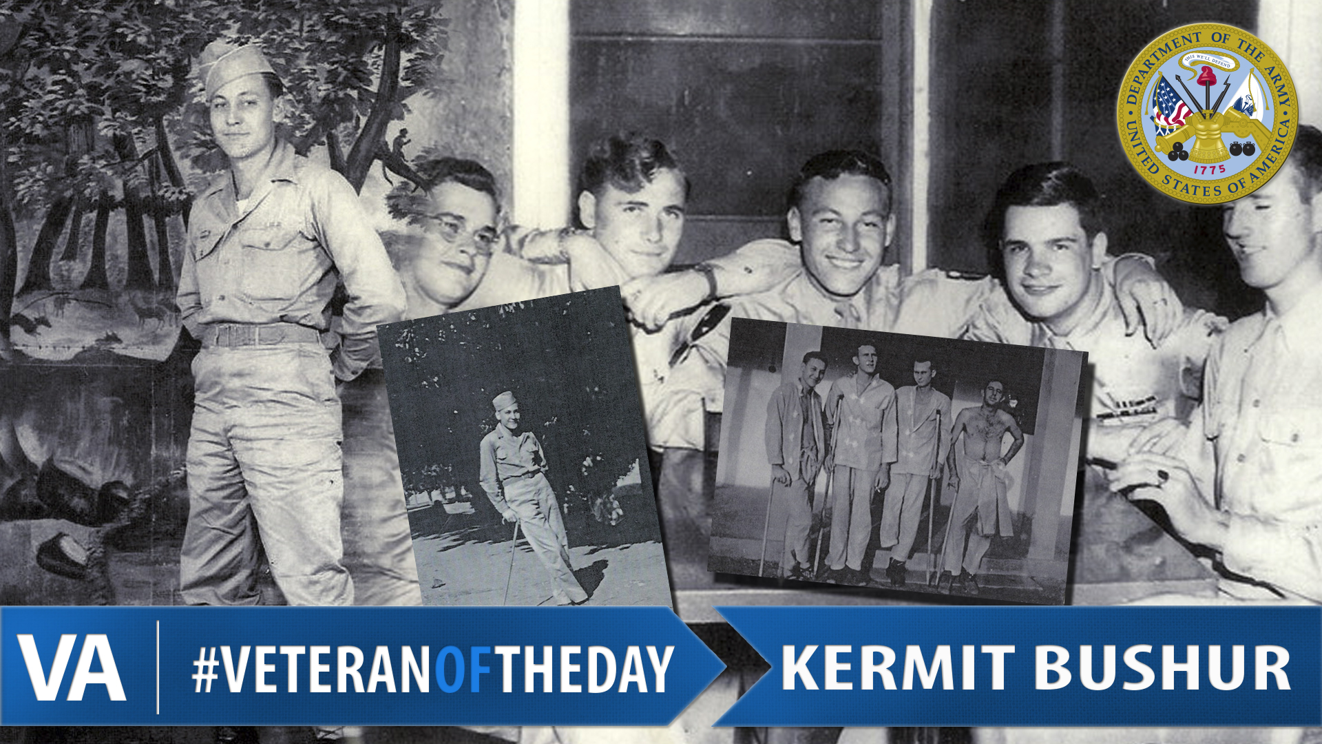Veteranoftheday Kermit Tony Bushur Vantage Point