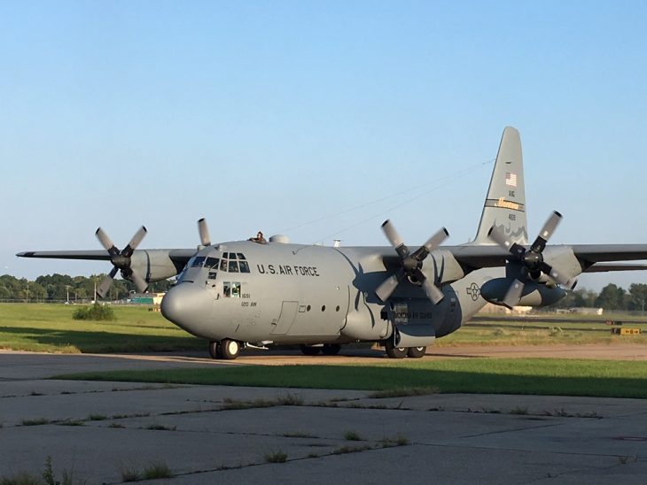 Air Force C-130