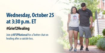 VA Suicide Prevention Twitter Chat