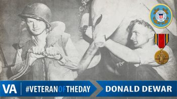 Donald Dewar - Veteran of the Day