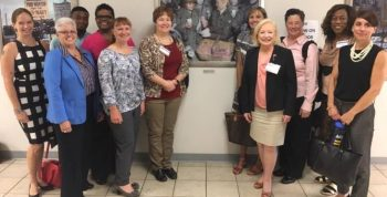 IMAGE: VA Advisory Committee of Women Veterans