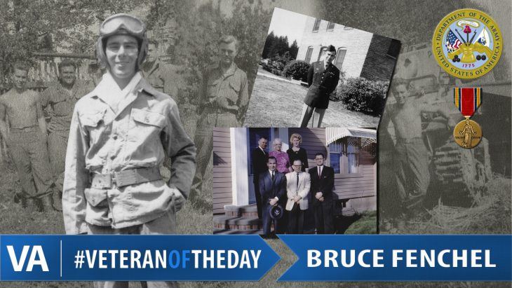 Bruce Fenchel - Veteran of the Day