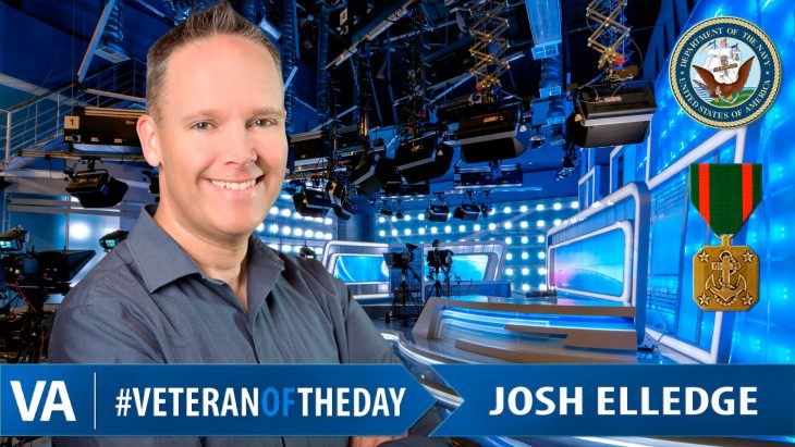 Josh Elledge - Veteran of the Day