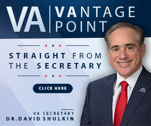 VA - VAntage Point - Straight From The Secretary - Click Here - VA Secretary Dr. David Shulkin - Picture of Dr. Shulkin