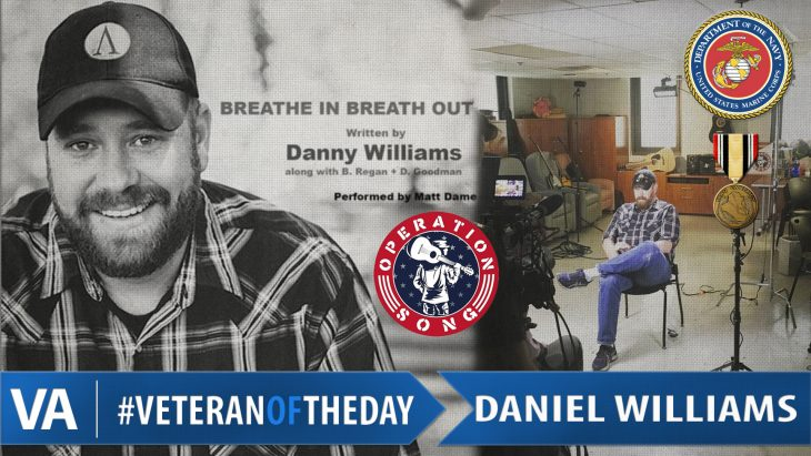 Daniel Williams - Veteran of the Day
