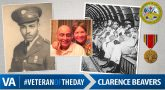 Clarence Beavers - Veteran of the Day