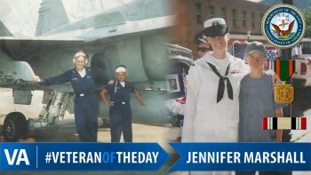Jennifer Marshall - Veteran of the Day