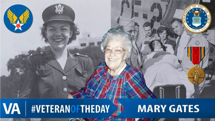 Mary Gates - Veteran of the Day