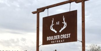 Boulder Crest Retreat Arizona