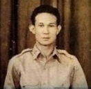 Image: Amado Ante in WWII uniform