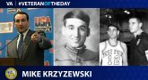 Mike Krzyzewski - Veteran of the Day
