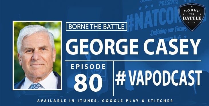 George Casey - Borne the Battle