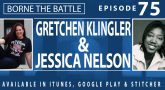 Gretchen Klingler Jessica Nelson - Borne the Battle