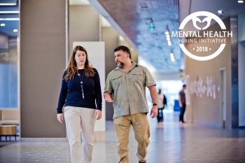 On our mental health team, you'll have the unique opportunity to serve America's Veterans – an honor that comes with unmatched fulfillment.