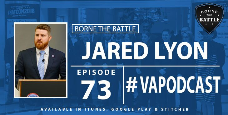 Jared Lyon - Borne the Battle podcast
