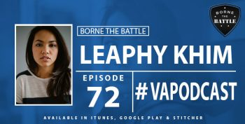 Leaphy Khim - Borne the Battle