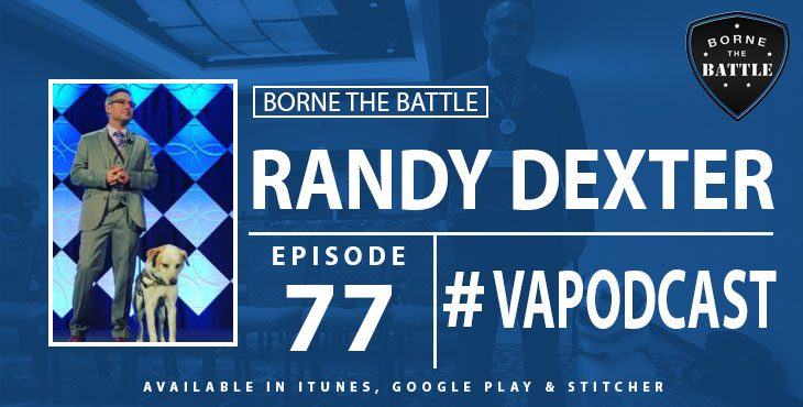 Randy Dexter - Borne the Battle