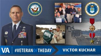 Victor Kuchar - Veteran of the Day
