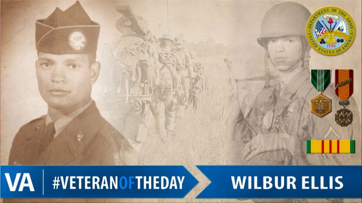 Wilbur Ellis - Veteran of the Day