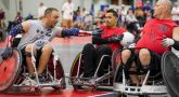 wheelchair rugby competition