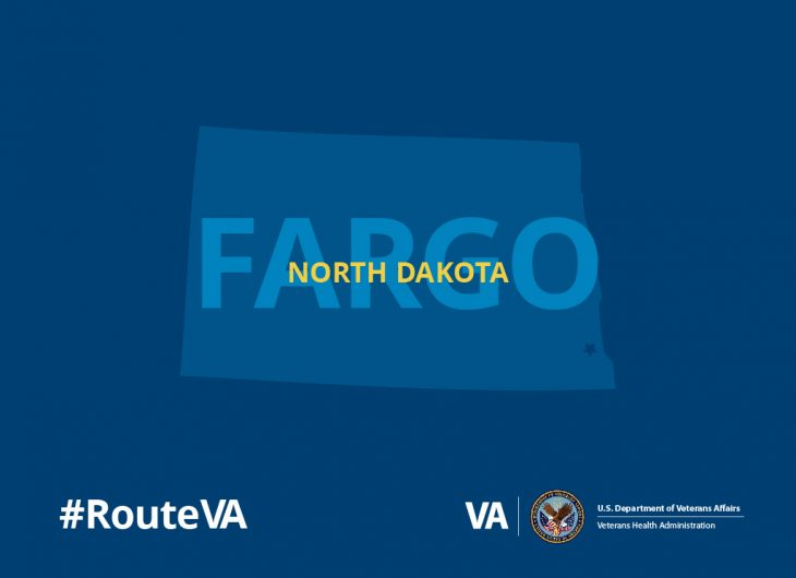 Our next step in the #routeVA road trip is the Fargo VA Health Care System in Fargo, North Dakota.