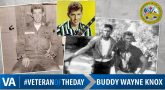Buddy Wayne Knox - Veteran of the Day