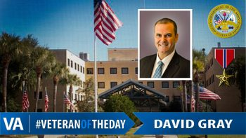 David Gray - Veteran of the Day