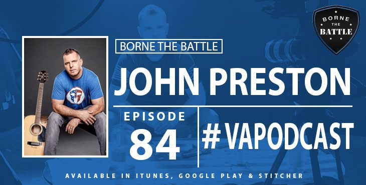 John Preston - Borne the Battle