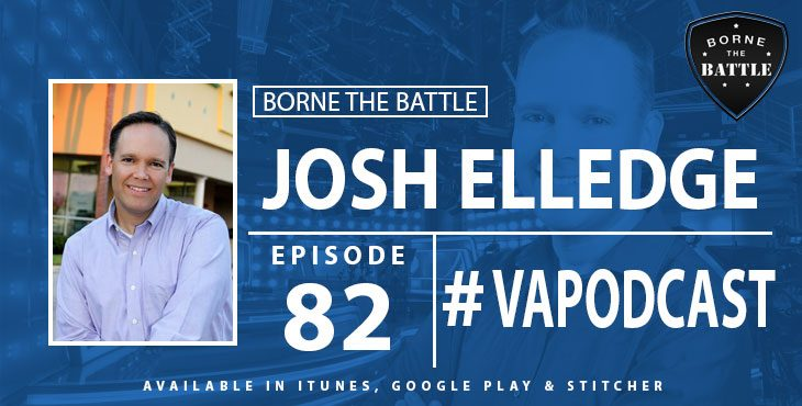 Josh Elledge - Borne the Battle