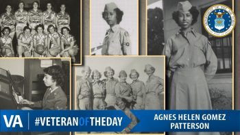 Agnes Patterson - Veteran of the Day