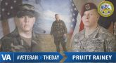 Pruitt Rainey - Veteran of the Day