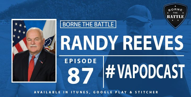 Randy Reeves - Borne the Battle