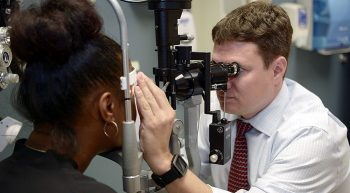 Dr. Seth Holst, Ophthalmologist, VA Pittsburgh Healthcare System