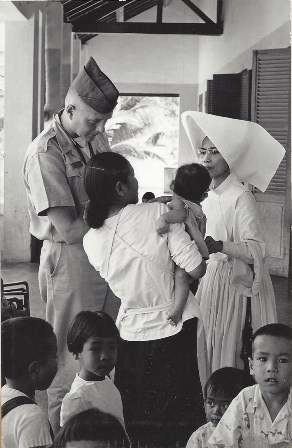 IMAGE: Dr. Bob Brierty in Vietnam