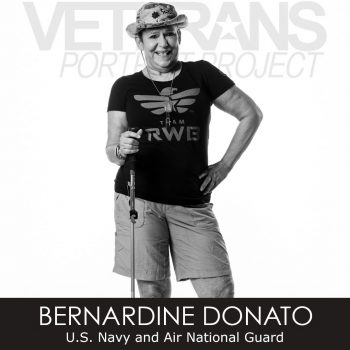 Women Veterans Athletes Initiative Bernie Donato