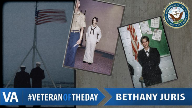Bethany Juris - Veteran of the Day