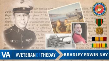 Bradley Nay - Veteran of the Day