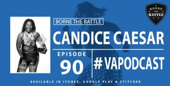 Candice Caesar - Borne the Battle