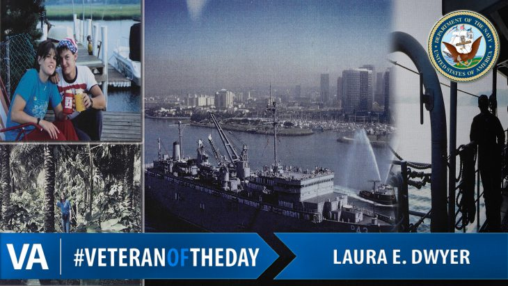 Laura Dwyer - Veteran of the Day