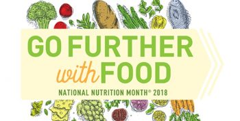 IMAGE: Nutrition Month graphic