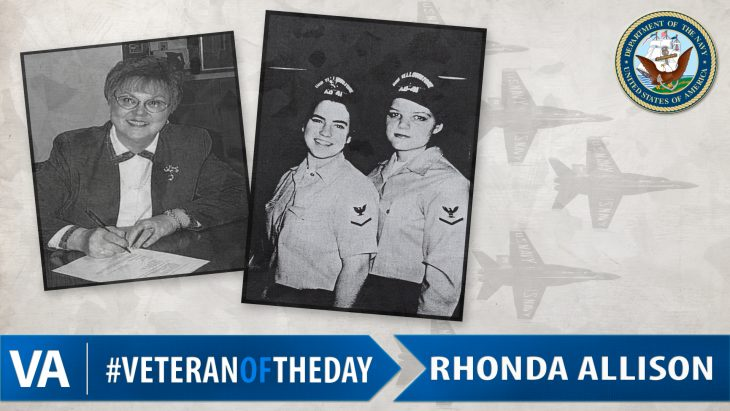 Rhonda Allison - Veteran of the Day
