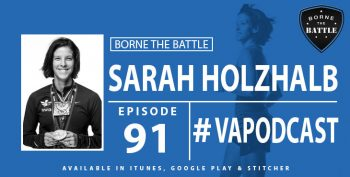 Sarah Holzhalb - Borne the Battle