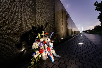 Vietnam Veterans Memorial Wall