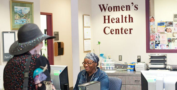 IMAGE: Womens health center