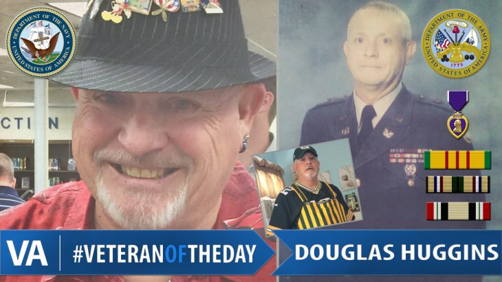 Douglas Huggins - Veteran of the Day