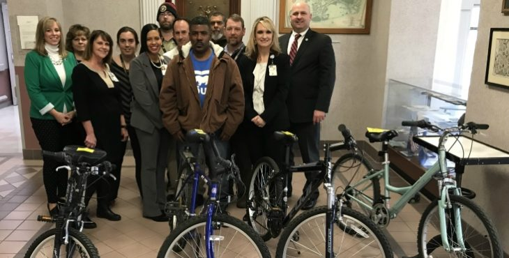 IIMAGE: Central Alabama Bikes for Vets Program