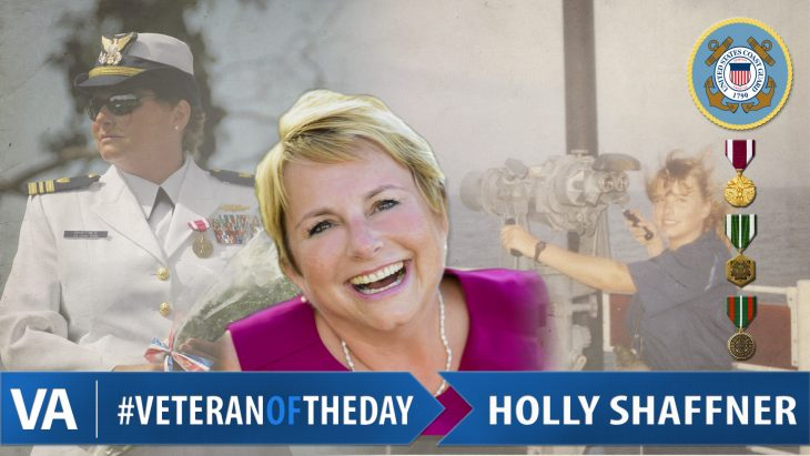 Holly Shaffner - Veteran of the Day