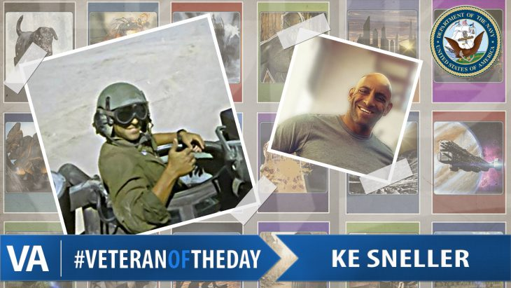 Ke Sneller - Veteran of the Day