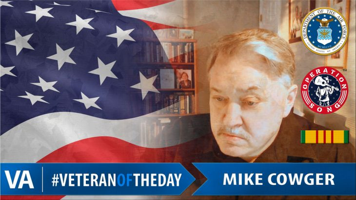 Mike Cowger - Veteran of the Day