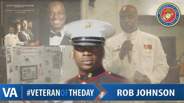 Rob Johnson - Veteran of the Day